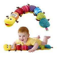 "Lamaze Learning Curve Caterpillar Inch Worm 24"" Plush Musical Baby Toy"