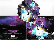 CD PICTURE DIGIPACK 9T PRINCE LOTUSFLOW3R INCLUS POSTER DE 2009