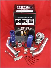 HKS SSQV4 Blow Off Valve Kit 2008-2015 Mitsubishi Evolution X *AUTHENTIC* BOV