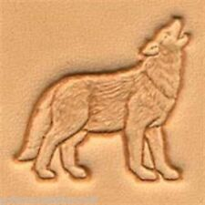 Craftool 3-D Leather Stamp Wolf (88475-00)