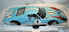 Exoto 1:10 Ford 1966 GT40 MK II 24 Hrs Lemans #1 New