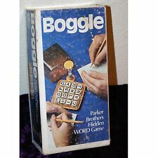 Vintage, 1976,  Boggle, Hidden Word, Game by Paker Brothers