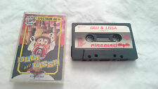 JUEGO SPECTRUM SINCLAIR ZX OLLI & LISSA AND 48K 128K PAL.