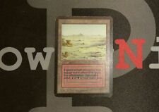 1 Badlands (#4422) Alpha MtG Land Rare Magic