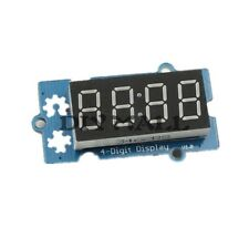 4Bits Digit led Clock Display Module W/ Serial Interface for Arduino