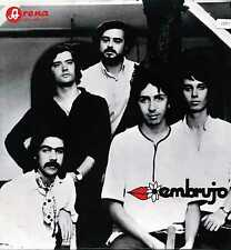 """EMBRUJO """"S/T"""" SHADOKS RE CHILE PSYCH 1971"""