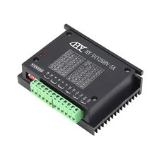 CNC Single Axis TB6600 0.2-5A Two Phase Hybrid Stepper Motor Driver Controlle FT