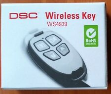 DSC WS4939 Home Alarm Security System Wireless Remote Control Key Fob