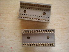 28 pin IC test socket burn in 2pcs £12.00