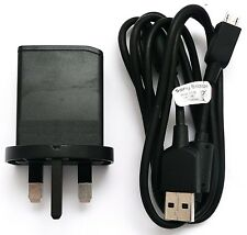 Sony Mains Wall Charger for Xperia Z5 Z3 Z2 Z1 Compact Z Ultra SP S J CEApproved