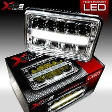 LED Headlamp Headlights Sealed Beam Replacement LH / RH (2 Pack)