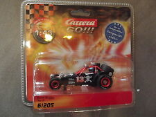 "XL Carrera Go SONDERAKTION Limeted Black Race Buggy""NO.13""Auto Slotcar 1:43 TOP"