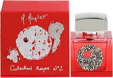 M. MICALLEF Collection Rouge No 2 M. Micallef for women EdP 100ml *SEALED *NEW