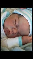 Custom Reborn Baby*Bountiful Baby kit*Alicia's Angels*Art Doll*
