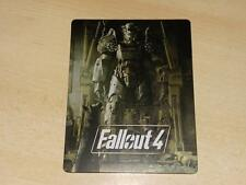 Fallout 4 Limited Edition Steelbook Case and postcards Only G2 (NO GAME)