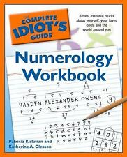 The Complete Idiot's Guide Numerology Workbook (Idiot's Guides), Gleason, Kather