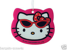Hello Kitty Character Fragrance Car Van Lorry Taxi Truck Home Pink Air Freshener