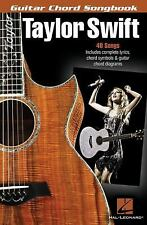 Taylor Swift - Guitar Chord Songbook (2011, Paperback)