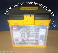 Custom ORGANIZER / Storage System for Lego PET SHOP (10218) Modular Building Set