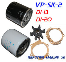 Service Kit for Volvo Penta D1-13, D1-2, MD2010, MD2020 replaces #: 21189380,