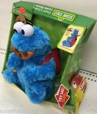 Sesame Street  Giggling Count N' Crunch Cookie Monster. READ BOX CONDITION