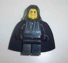 Lego Star Wars Minifigure ~ Classic Emperor Palpatine 3340 With Cape