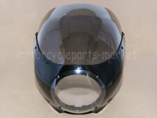 Headlight Fairing Windshield Vintage Drag Racing Viper Cafe Racer Motorcycle