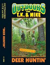 New Outdoors with TK and Mike DVD Comedy DEER HUNTIN' video funny hunting video