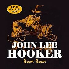 JOHN LEE HOOKER - BOON BOOM/LIVE ON AIR 1976   CD NEU