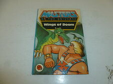 MASTERS OF THE UNIVERSE - Wings of Doom - Lady Bird Book