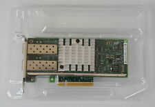 NEW DELL INTEL X520-T2 10GB SFP+ DUAL PORT PCIE NETWORK CARD XNPKX HALF HEIGHT
