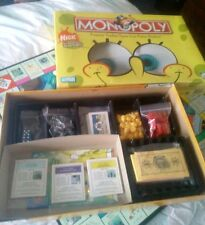 Monopoly Spongebob Squarepants Ed 2005 Parker Brothers Complete Board Game fun