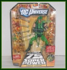 DC UNIVERSE CLASSICS - 75 YEARS ALL-STAR - GREEN ARROW - MOC - Flash Batman