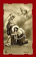 SANTINO San Giovanni  Decollato  IMAGE PIEUSE - HOLY CARD-  Heiligenbild