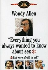 EVERYTHING YOU ALWAYS WANTED TO KNOW ABOUT SEX... (1972) DVD COMEDY WOODY
