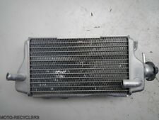 11 KX450F KX 450F KX450  Right Radiator with cap #91-13953