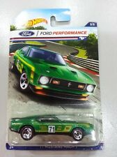 Hot Wheels Diecast - Ford Series - '71 Mustang Mach 1 NEW