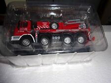 1/64 1996 Camion grue ASTRA HD7 pompiers Italie NEUF BOITE