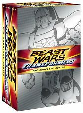Beast Wars: Transformers - The Complete Series (1996) (Format: DVD)