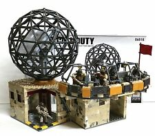 Mega Bloks Call Of Duty DOME Playset 06818 COD