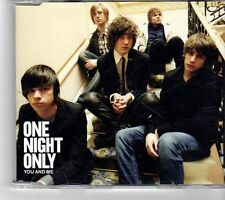 (FP123) One Night Only, You And Me - 2008 DJ CD