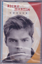 RICKY MARTIN VUELVE MC SIGILLATA SEALED NEW CASSETTE