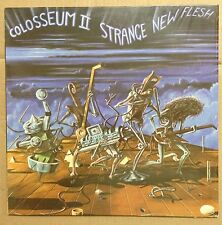 Colosseum II- Strange New Flesh, Bronze 27 213 XOT, LP  in shrink Gary Moore EX+