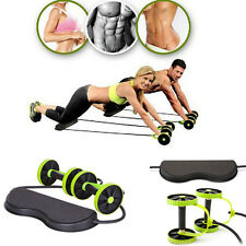 Yoga Home Gym Equipment Exercise Body Fitness Abdominal Training Workout Machine