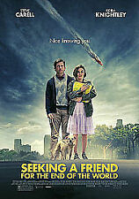 Seeking A Friend For The End Of The World (DVD, 2012) - Ex Rental