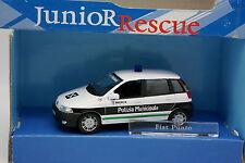Cararama 1/43 - Fiat Punto Polizia Municipale