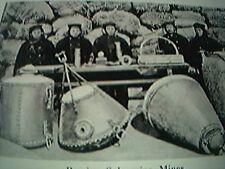 magazine picture 1914 - russian submarine mines removed by the japanese