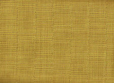 Raffia PVC / Olefin Sling Jacquard Gold Outdoor Upholstery mesh fabric