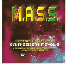M.A.S.S. - Electronic Music Collection - Synthesizer Hits Vol. 3