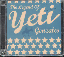 YETI - THE LEGEND OF YETI GONZALES - CD ( NUOVO SIGILLATO ) BOX CREPATO